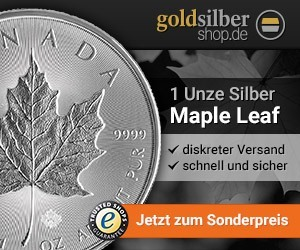 Jetzt Silber kaufen - Hier klicken