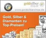180 x 150 Gols, Silber & Diamanten günstig kaufen