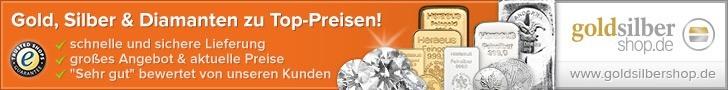 Gold, Silber & Diamanten günstig kaufen