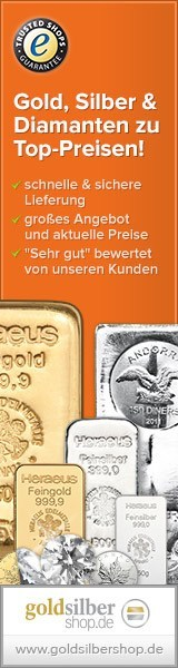 160 x 600 Gold, Silber & Diamanten günstig kaufen