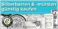 120 x 60 Silberbarren & -münzen günstig kaufen