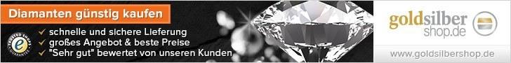 Banner GoldSilberShop Diamant